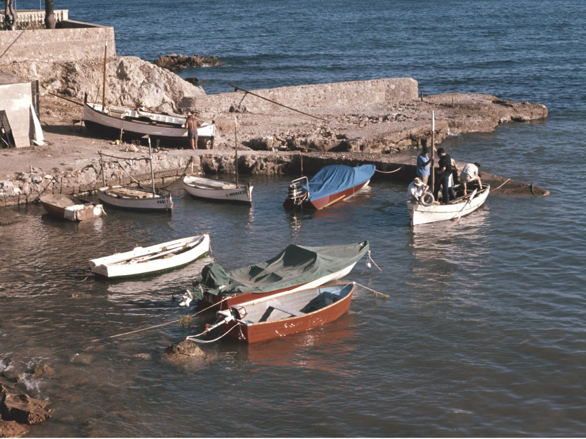 Old Palmanova Port