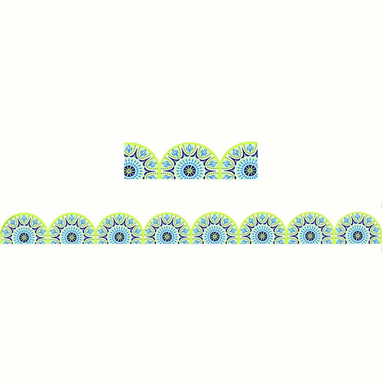 EU 840382 BLUE HARMONY DECO KIT