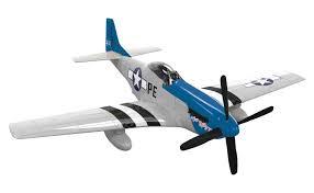 Airfix #J6046 Quick Build D-Day P-51 D Mustang