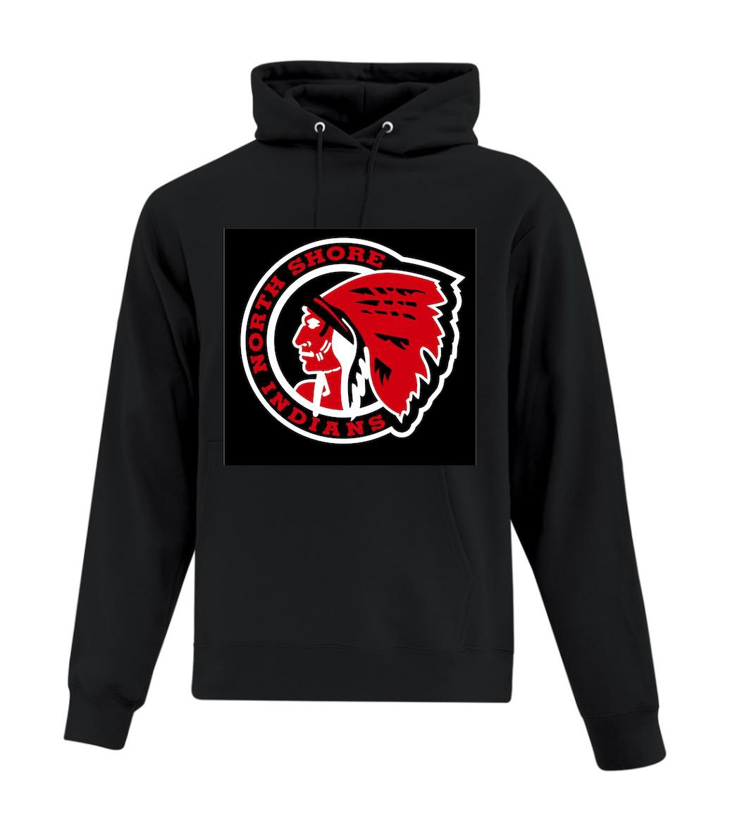 North Shore Indians Pullover Hoody