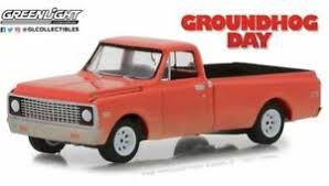 Greenlight #44810-C 1/64 1971 Chevrolet C-10