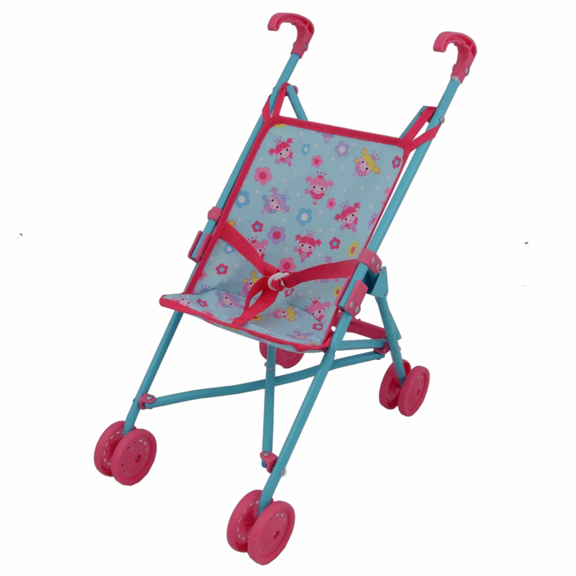 DOLL'S WORLD STROLLER