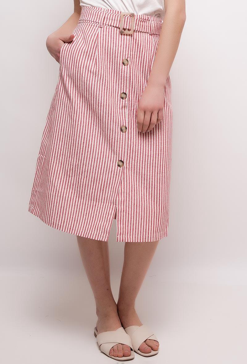 Sweewe Red Skirt 37153