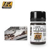 AK Interactive #AK093 Enamel Wash for Interiors