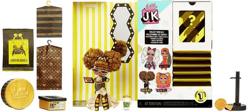 L.O.L SURPRISE J.K. DOLL QUEEN BEE