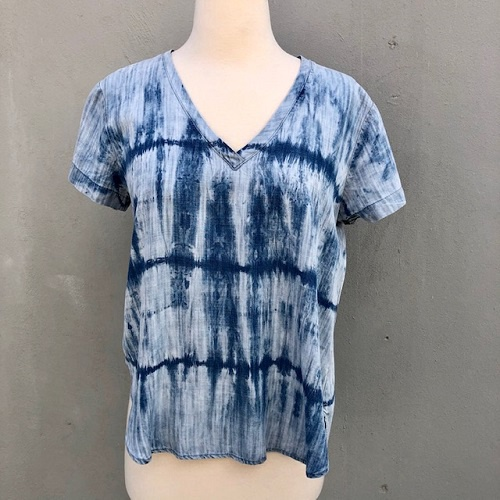 Blue Ombre' Tee