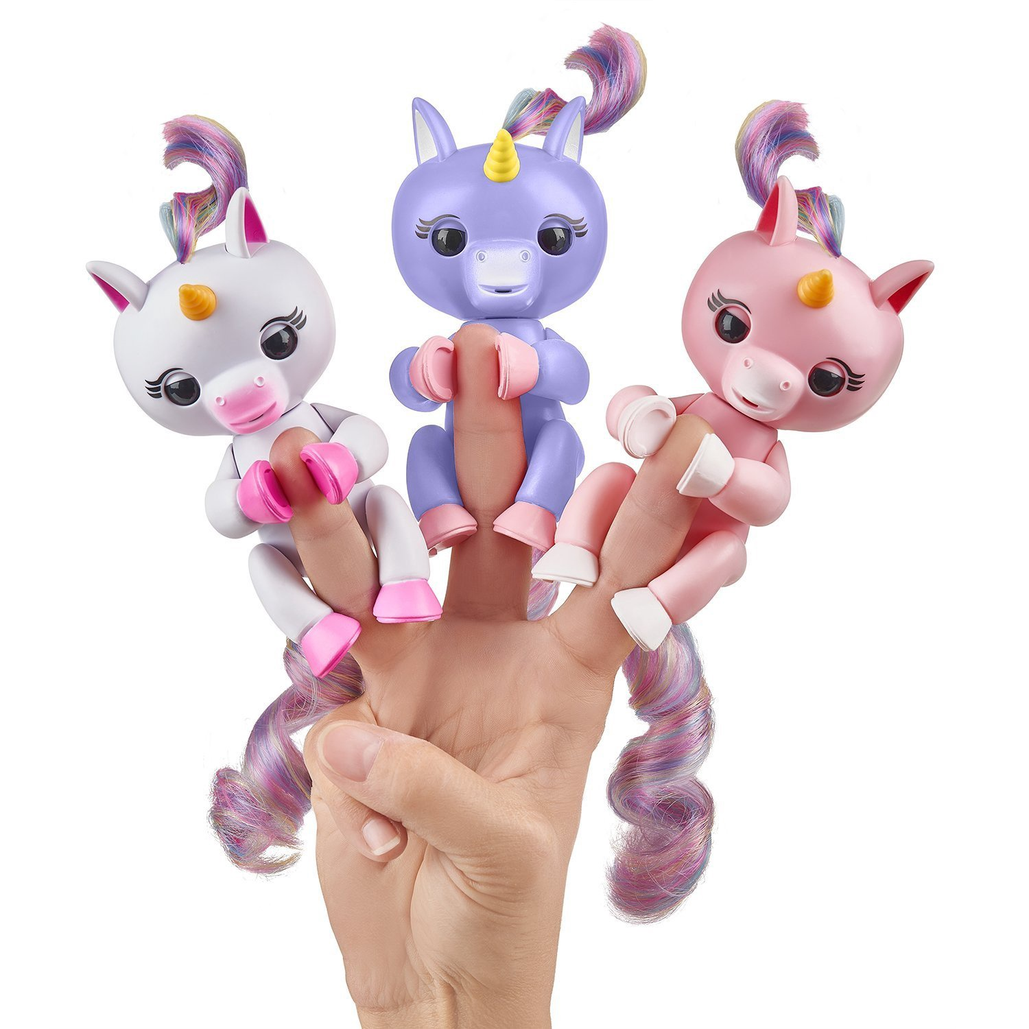 FINGERLINGS UNICORN PURPLE