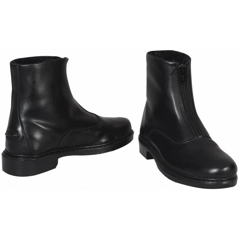 TuffRider Childs Starter Winter Fleece Lined Paddock Boots