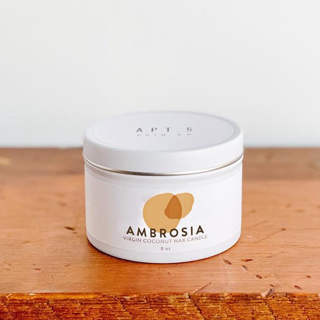 Ambrosia  (Coconut Wax Candle)