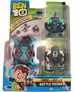 BEN 10 OMNI-LAUNCH BATTLE FIGURES HEATBLAST