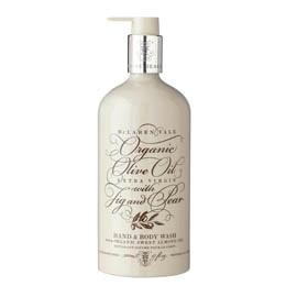 Organic Olive Oil with Fig and Pear Hand & Body Wash