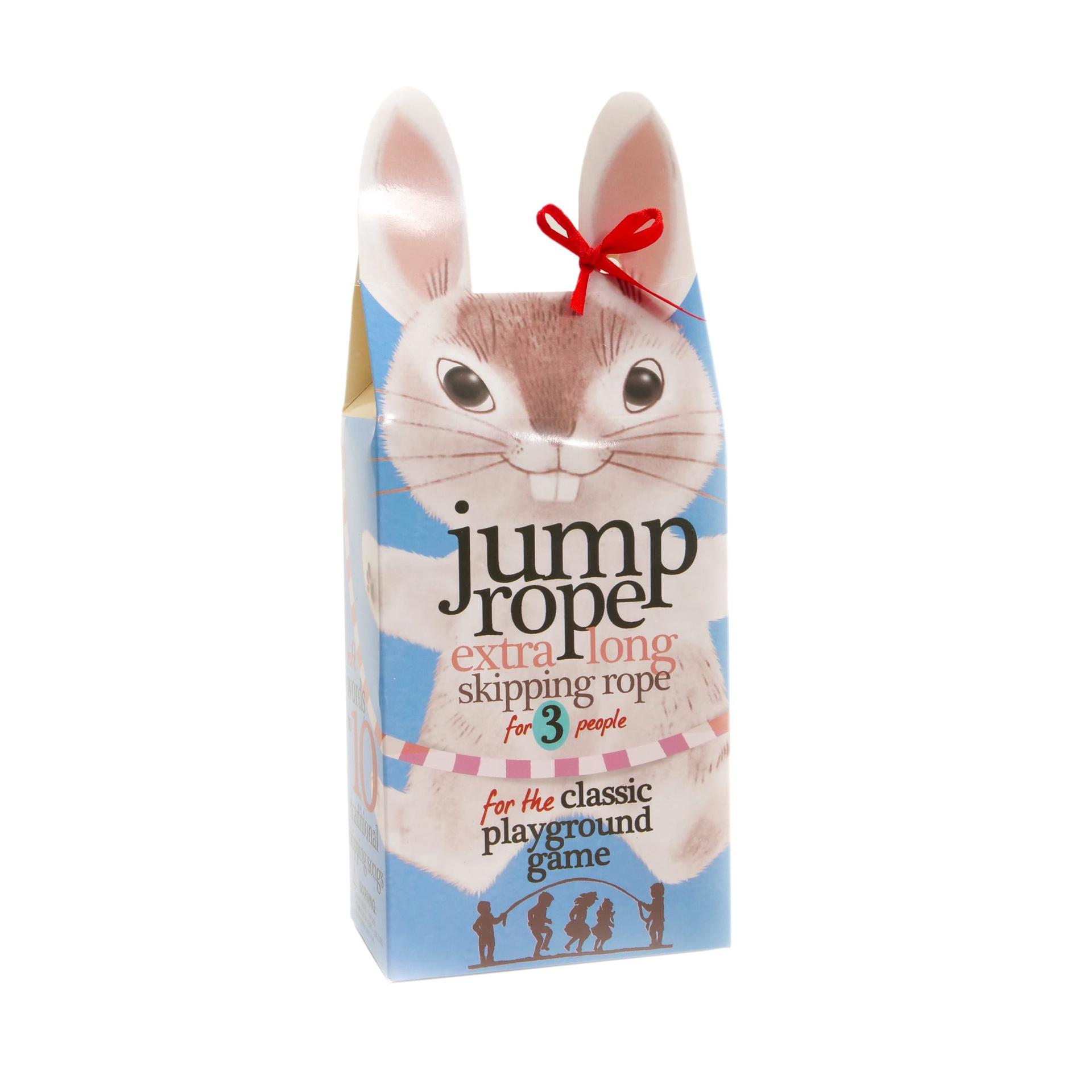 EXTRA-LONG JUMP ROPE