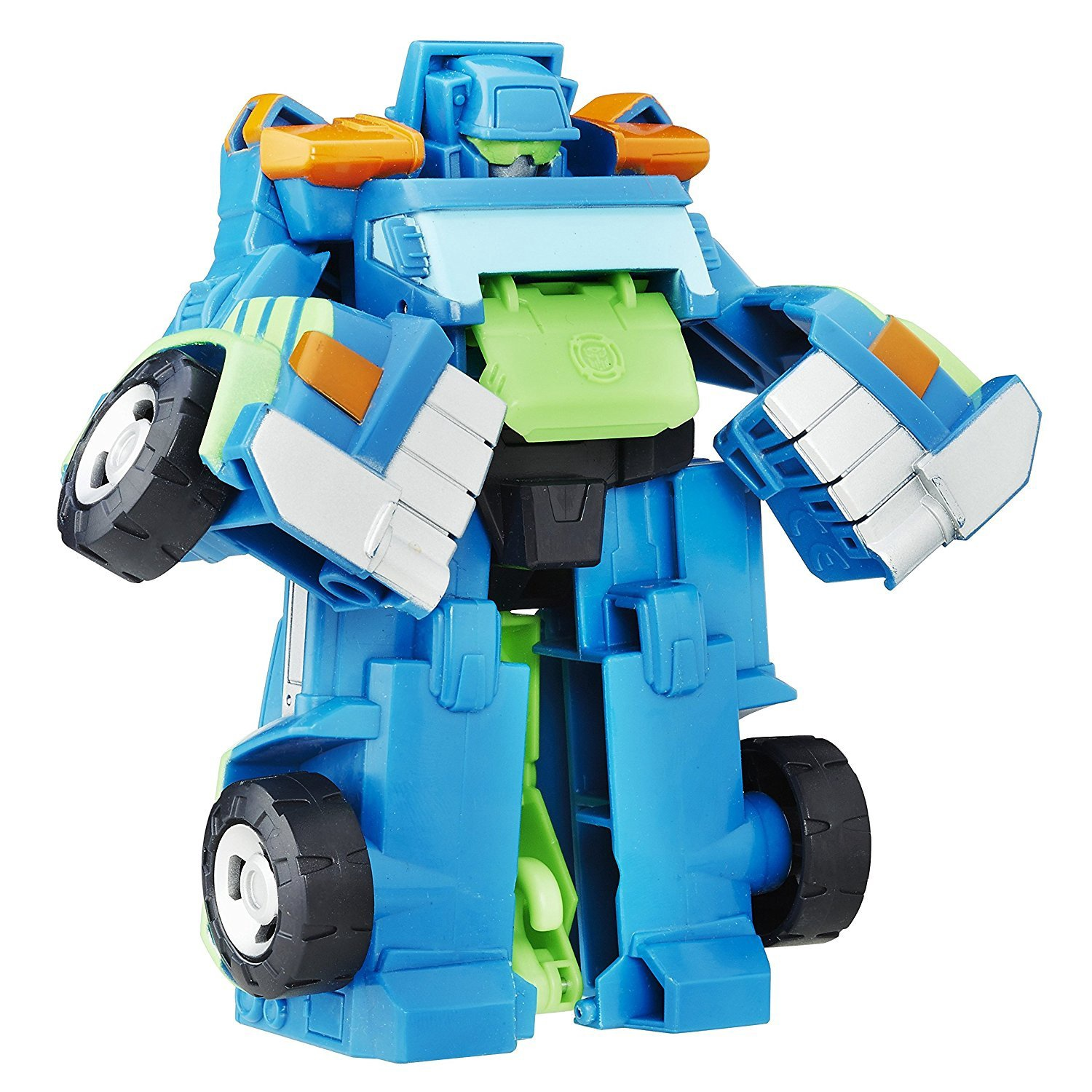 TRANSFORMERS RESCUE BOTS HOIST THE TOW-BOT