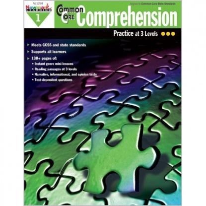 X NL 1298 COMMON CORE COMPREHENSION GR. 1