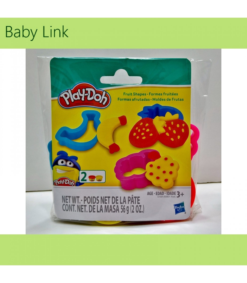 PLAY-DOH FRUIT SHAPES