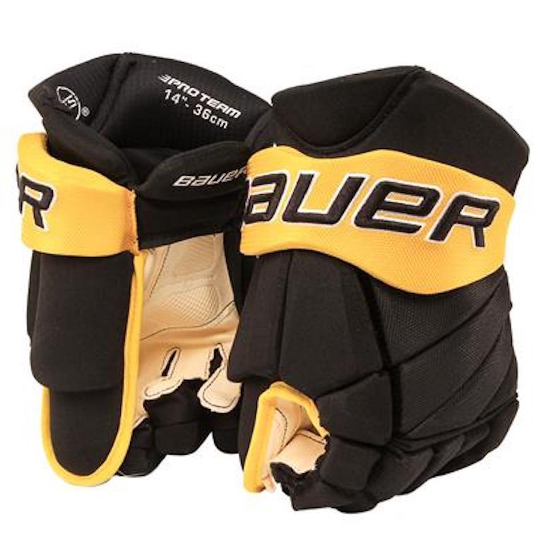 Bauer Pro Custom BWC Gloves-Senior