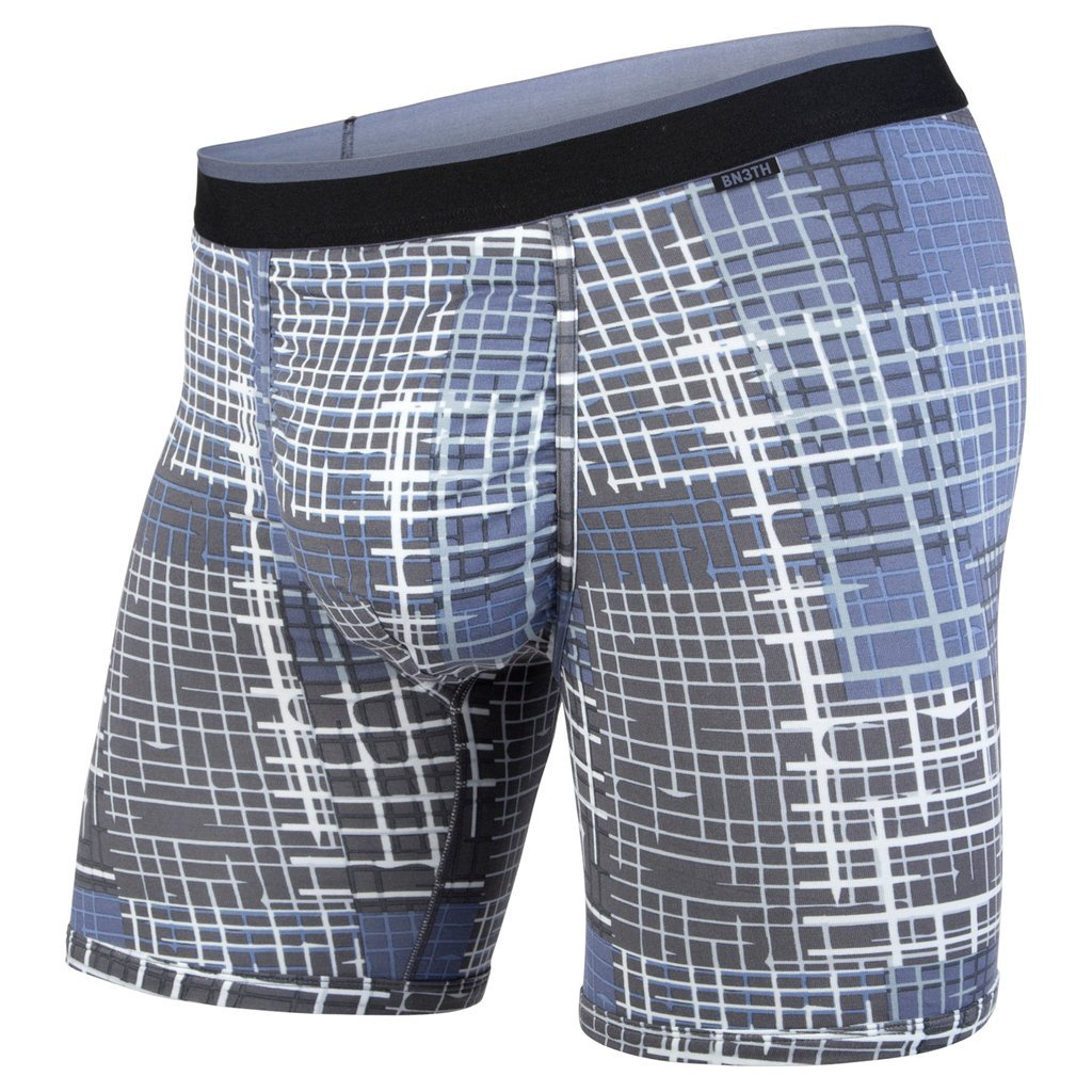 BN3TH - CLASSICS BOXER BRIEF IN BROOKLYN GRID