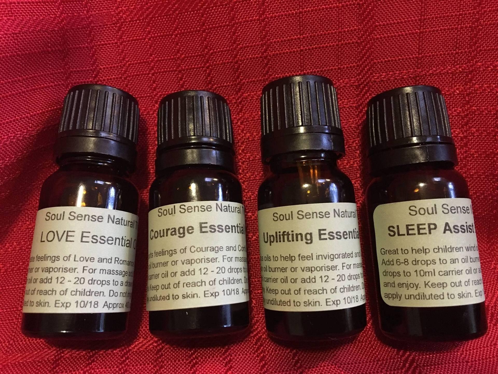 Immune Boost Essential Oil Blend