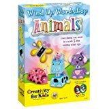 WIND-UP WORKSHOP ANIMALS