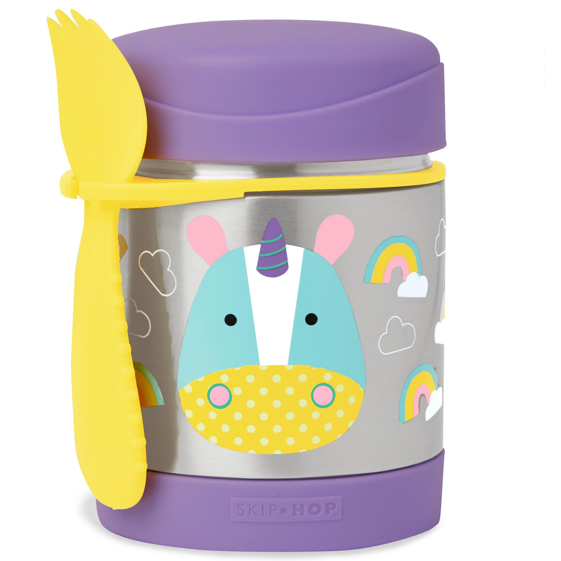 Skip Hop Zoo Insulated Container, Unicorn, One size