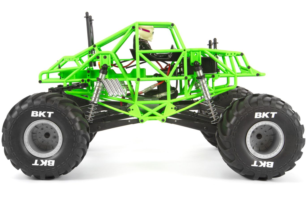 Axial #AXI03019 SMT Grave Digger 1/10 4WD