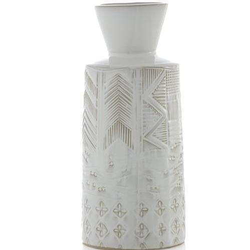 Austin Vase | Ivory