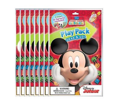 MICKEY GRAB N GO PLAY PACK