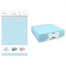 Large Gift Box w/Ribbon