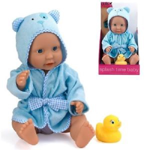 DOLL'S WORLD SPLASH TIME BABY BOY
