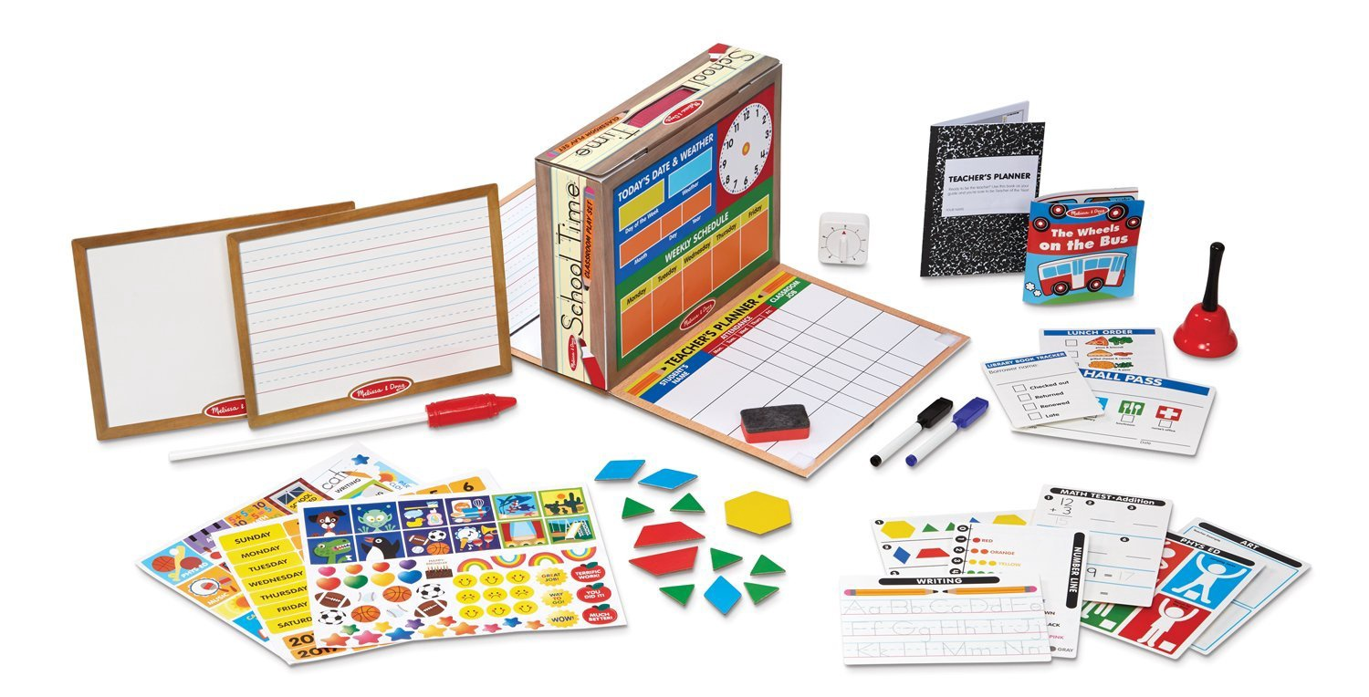 SCHOOL TIME PLAY SET