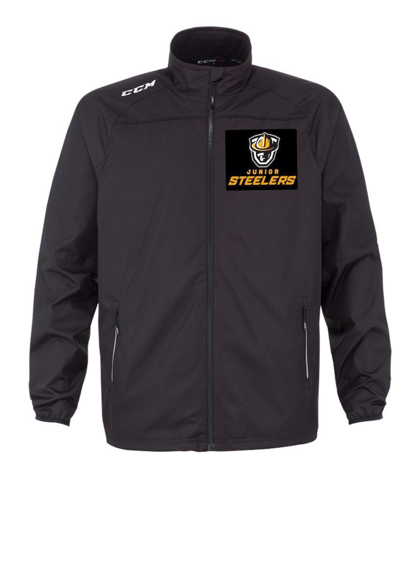 Junior Steelers CCM Lightweight Jacket