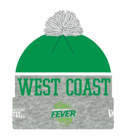 New Era WCF Knitted Beanie