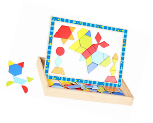 MAGNETIC PUZZLE SHAPES
