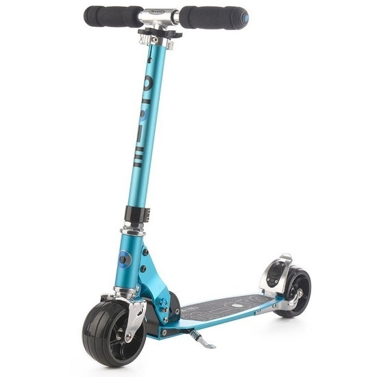 MICRO SCOOTER ROCKET BLUE