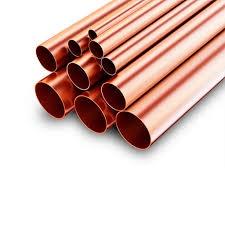 K&S #9515 Copper Tube 1/4 x36
