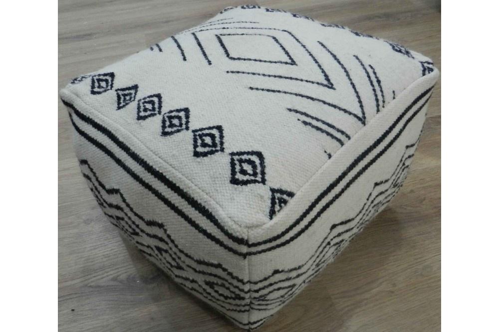 Pouff - Footrest Cushion