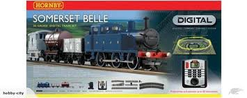 Hornby #R1125 Somerset Belle Train Set