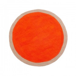 PASTILLE 38CM - ORANGE/QUARTZ PINK