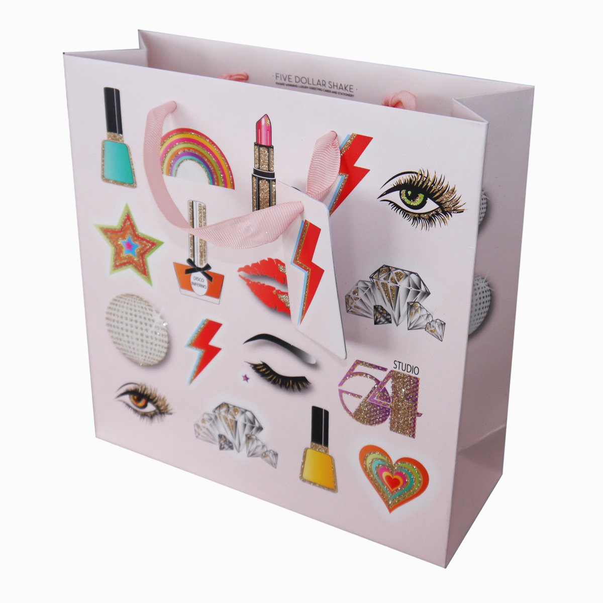 Lipstick Medium Gift Bag