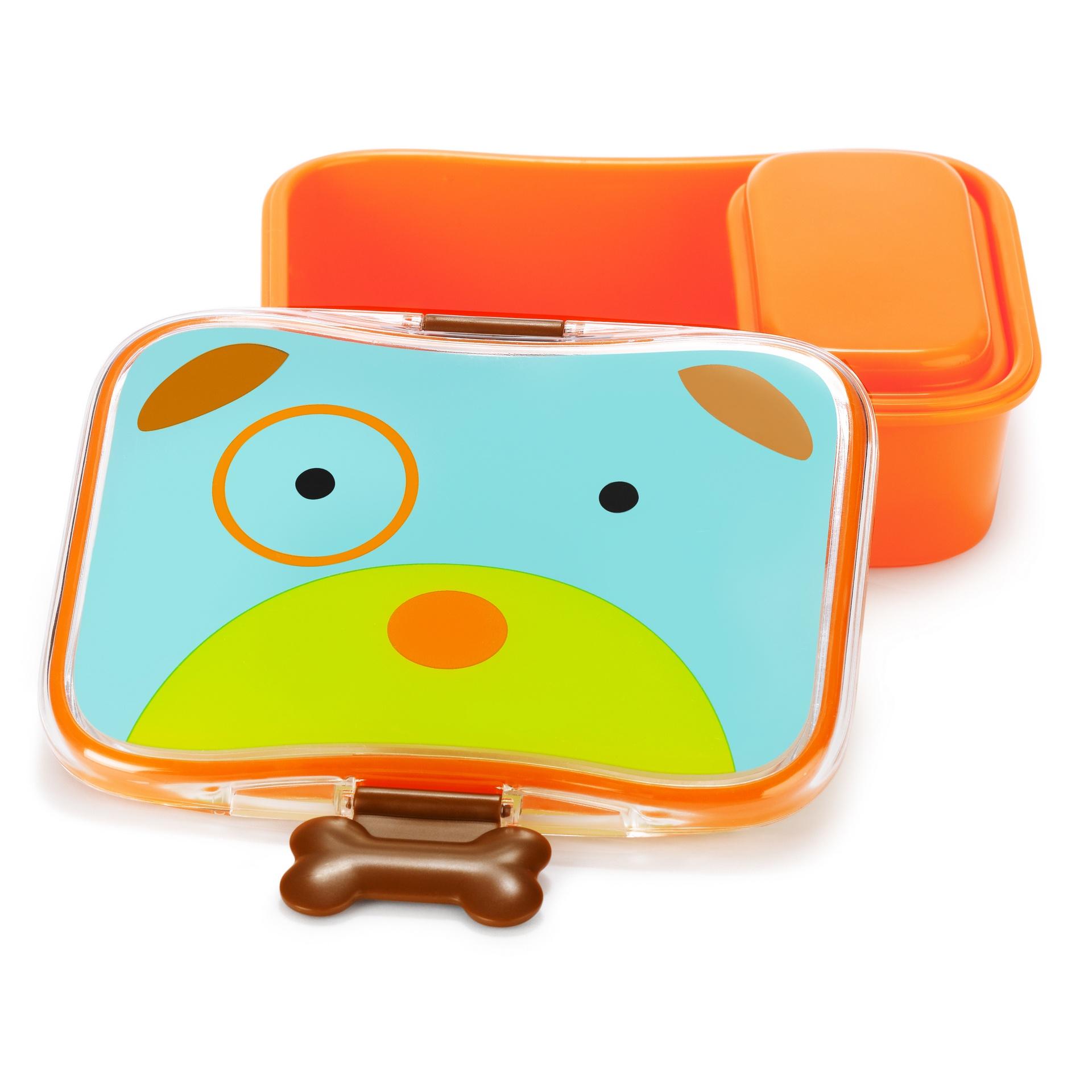 Skip Hop Zoo Lunch Kit, Dog