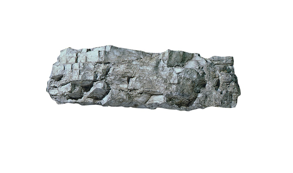 Woodland Scenics Rock Mold # C1243 Base Rock