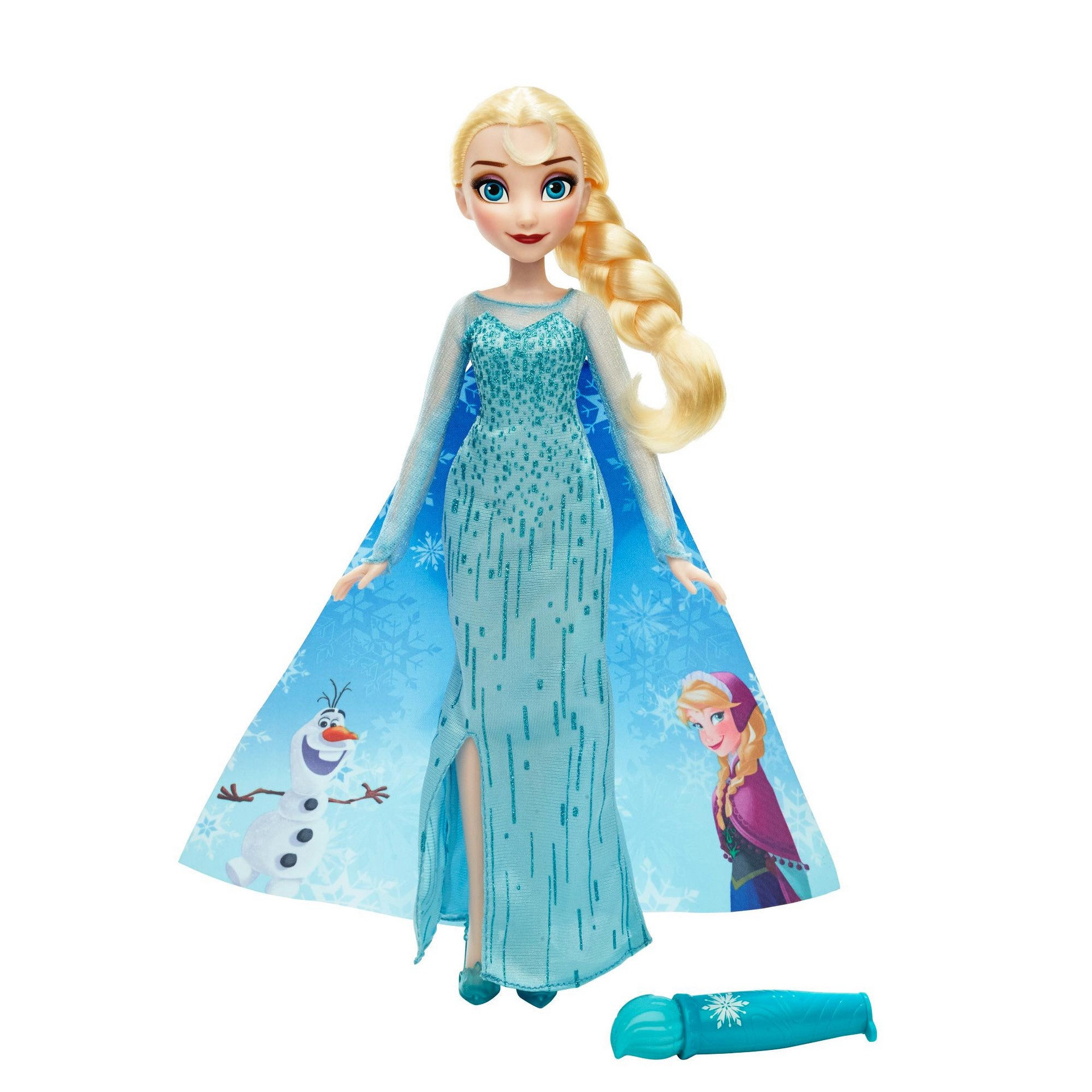 DISNEY FROZEN ELSA S MAGICAL STOY CAPE