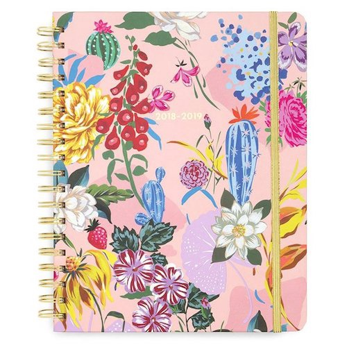 2018-2019 Large Planner | Garden Party