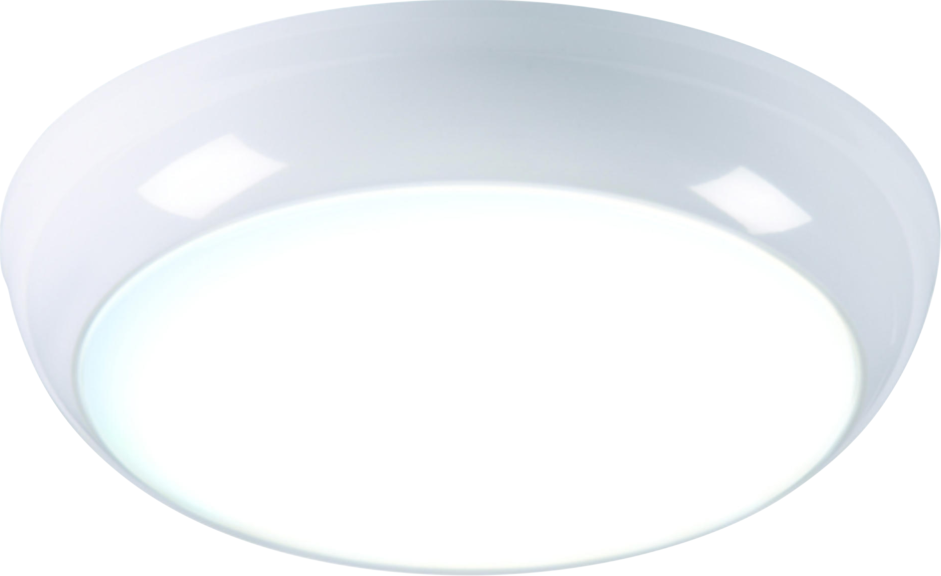 230V IP44 14W LED Emergency Bulkhead Fitting 6000K