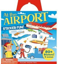 AT THE AIRPORT STICKER FUN