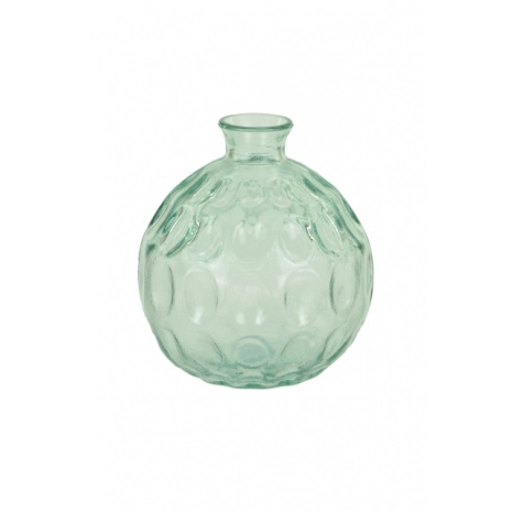 Recycled Jarron Vase Clear