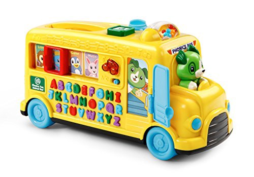 LEAP FROG PHONICS FUN ANIMAL BUS