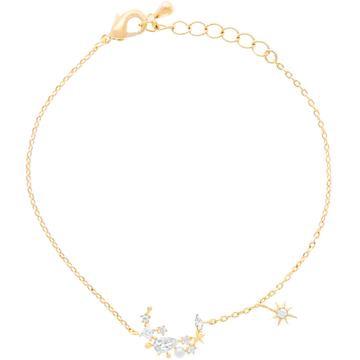 Girls Crew Moonlight Bracelet Gold