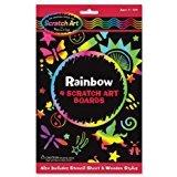 RAINBOW SCRATCH ART BOARDS