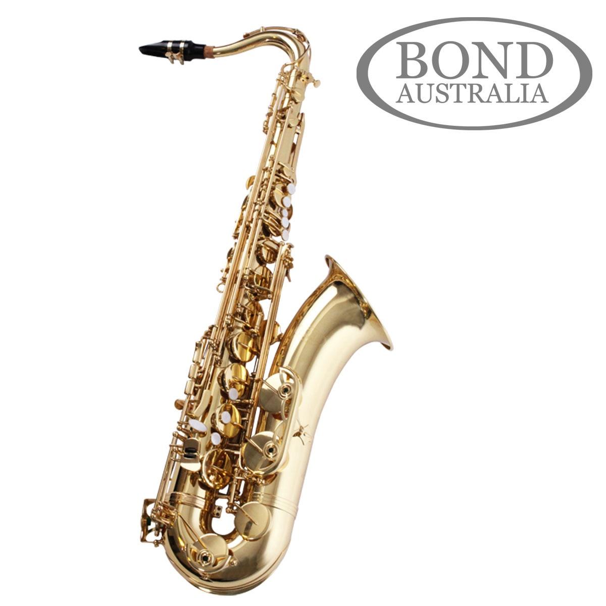 Bond Australia Tenor Saxophone